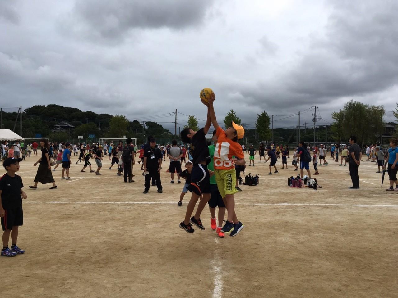 ドッヂボール3【2016 サマフェス】