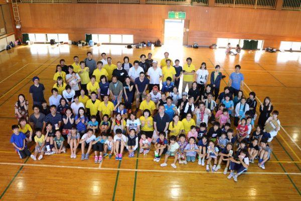 学区対抗ヘルスバレー大会2017