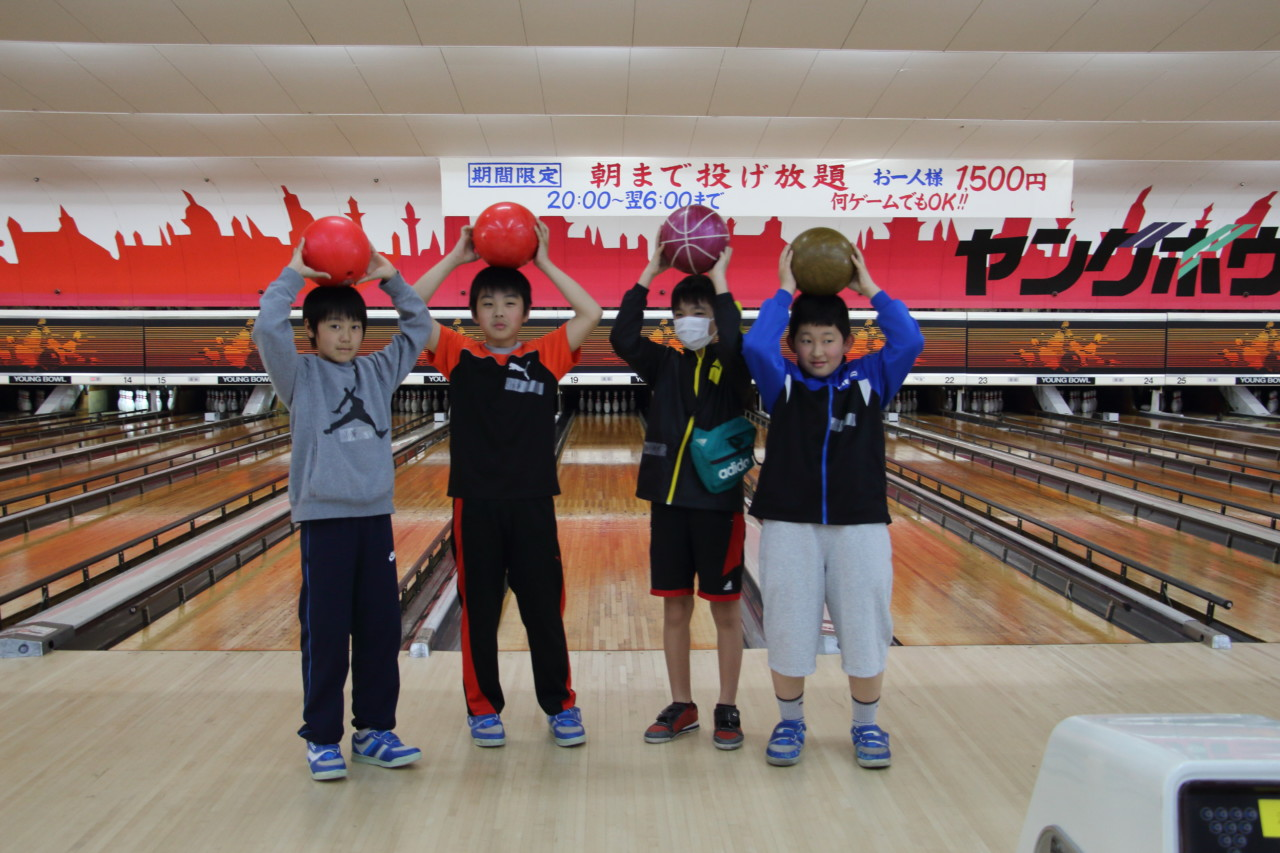 18.4.21 中原中新歓ボーリング大会