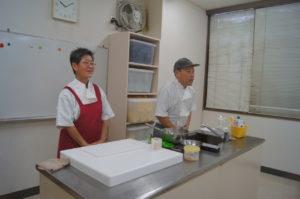 2019.7.7 柏中学区ケーキ作り体験