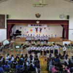 ♬四中学区 三校 音楽祭♫
